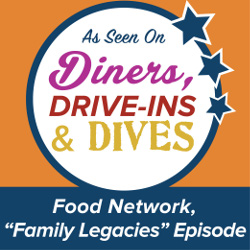 Diners Drive-Ins and Dives - As seen on Food Network - Family Legacies - Click to watch