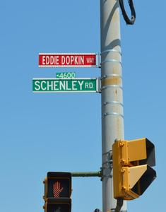 Eddie Dopkin Way