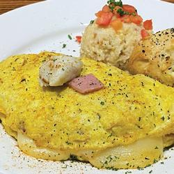 SHORE THING OMELET