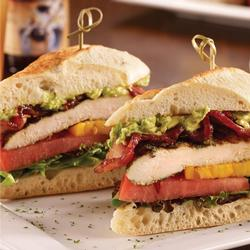 "COLD SPRING LANE CALIFORNIA CHICKEN ""BLT"""