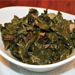 COLLARD GREENS BOWL