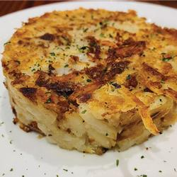 SHREDDED POTATO & ONION HASH BROWNS