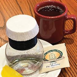 EASTERN SHORE TEA CO. HOT TEA