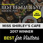 BMAG 2017 BEST RESTAURANTS