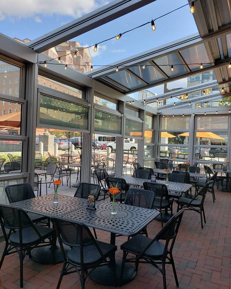 Group Event Room - Inner Harbor - Falls Room