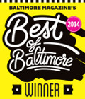 Best of Baltimore Winner 2014