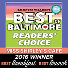 Best of Baltimore Winner 2016 - 2
