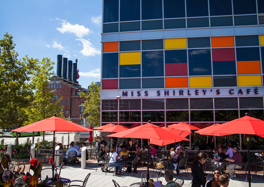 Miss Shirley S Cafe Locations