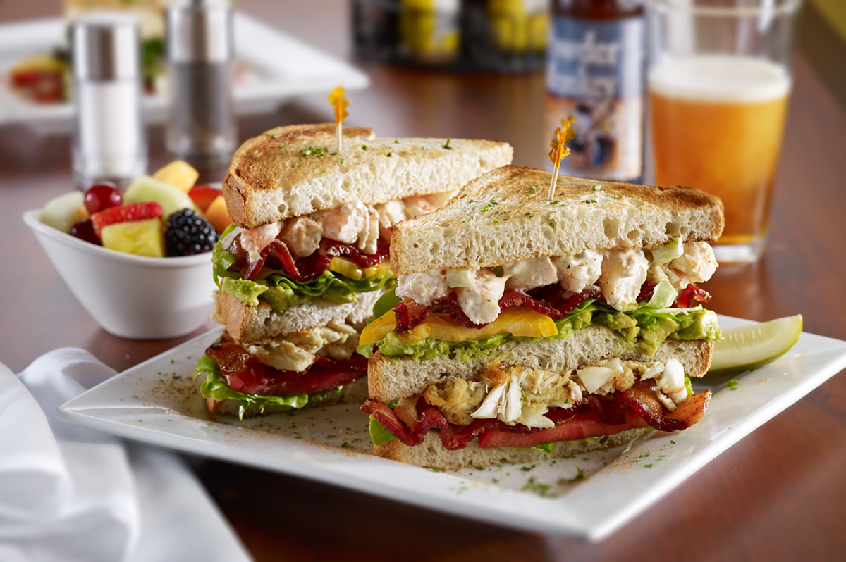 Soups, Salads & Sandwiches - Chesapeake Club