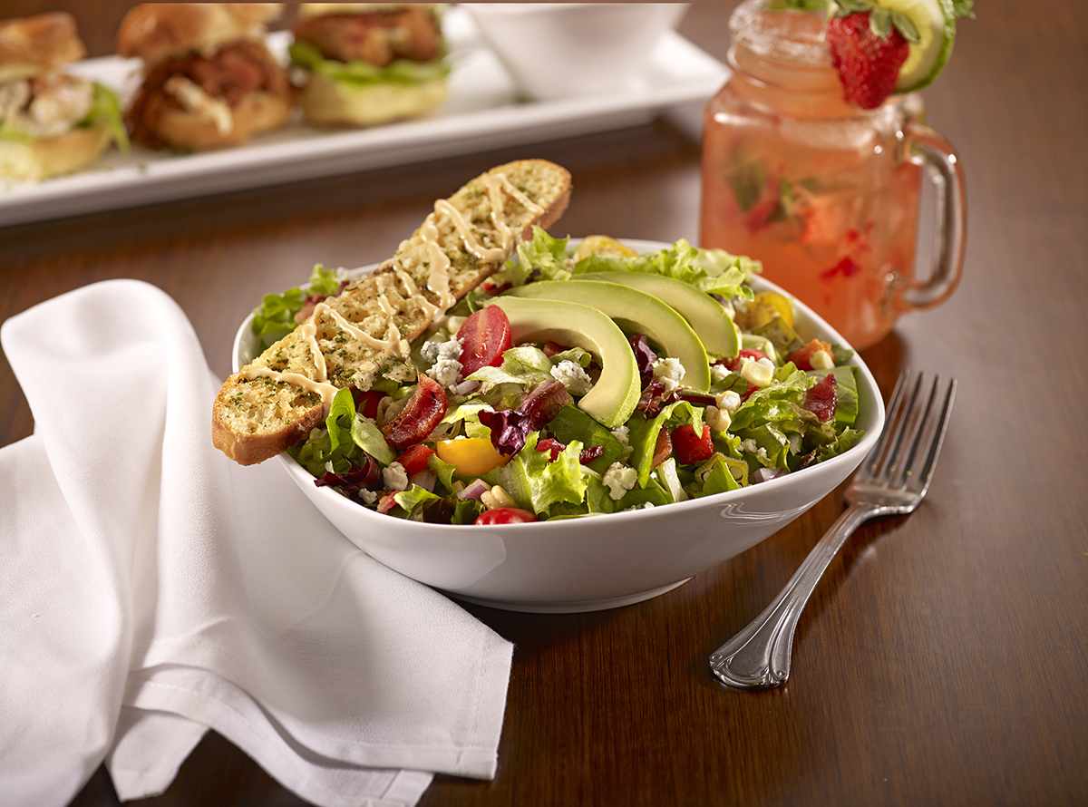 Soups, Salads & Sandwiches - Dixie Chopped Salad