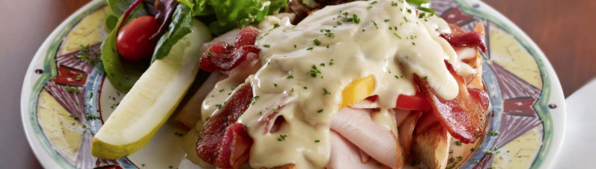 Cold Spring Lane Hot Brown