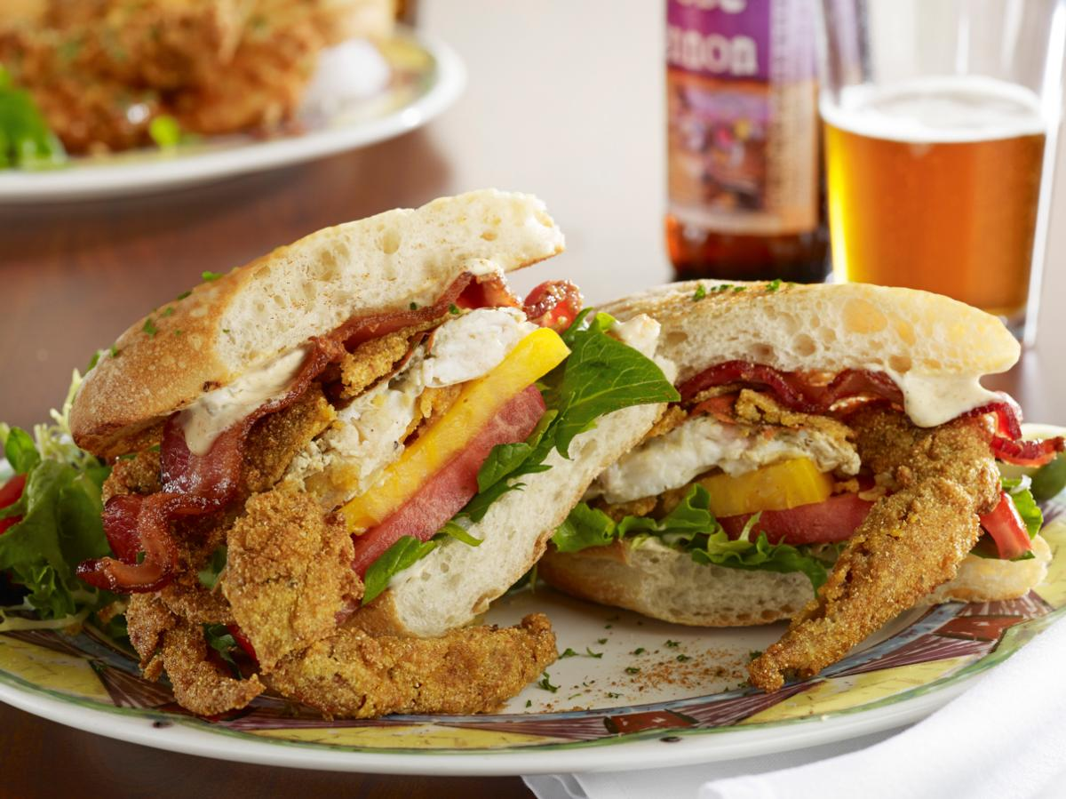 Crab Sandwich Recipes — Dishmaps
