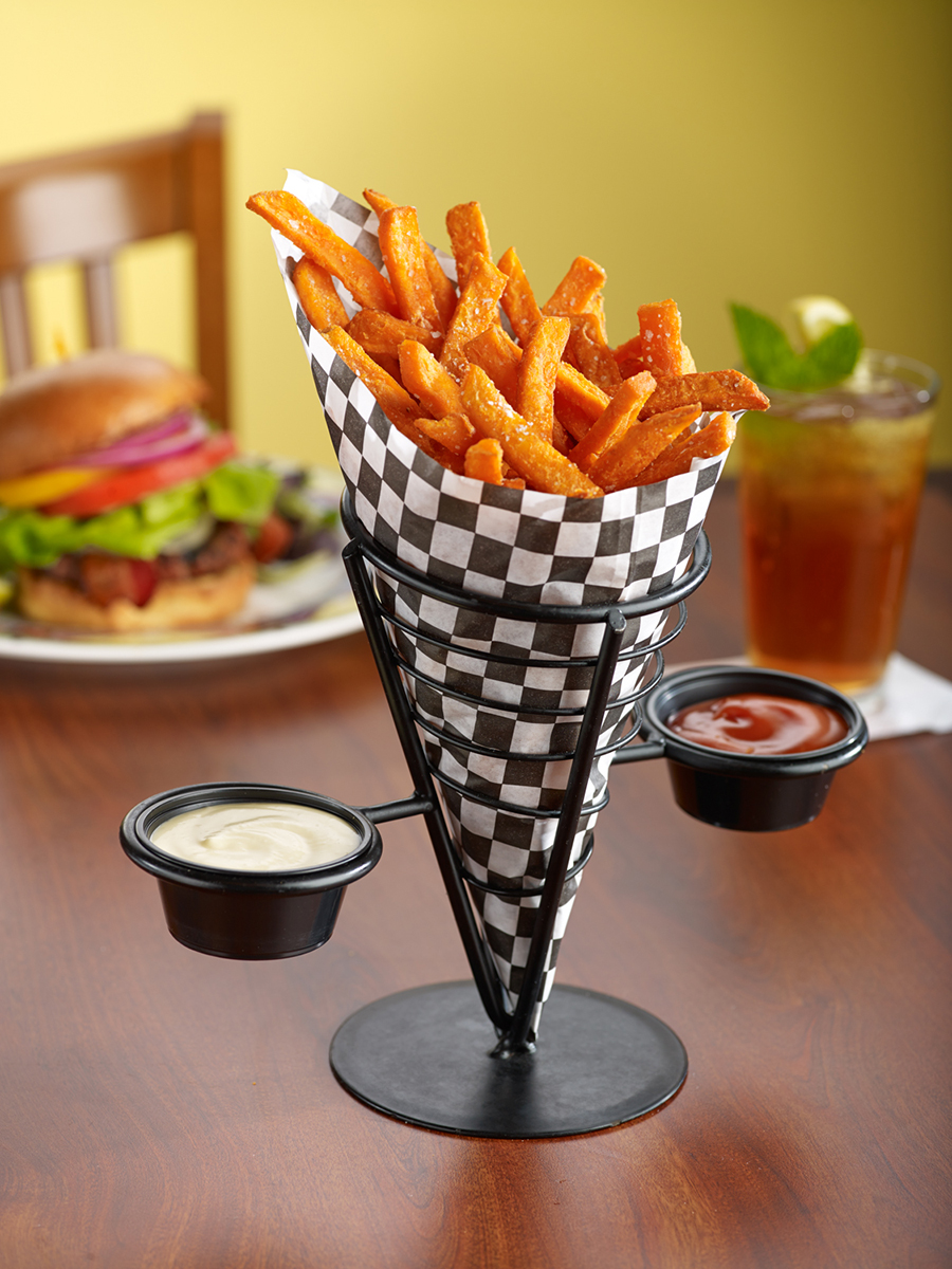 Miss Shirley's Signature Dishes - Sweet Potato Fries